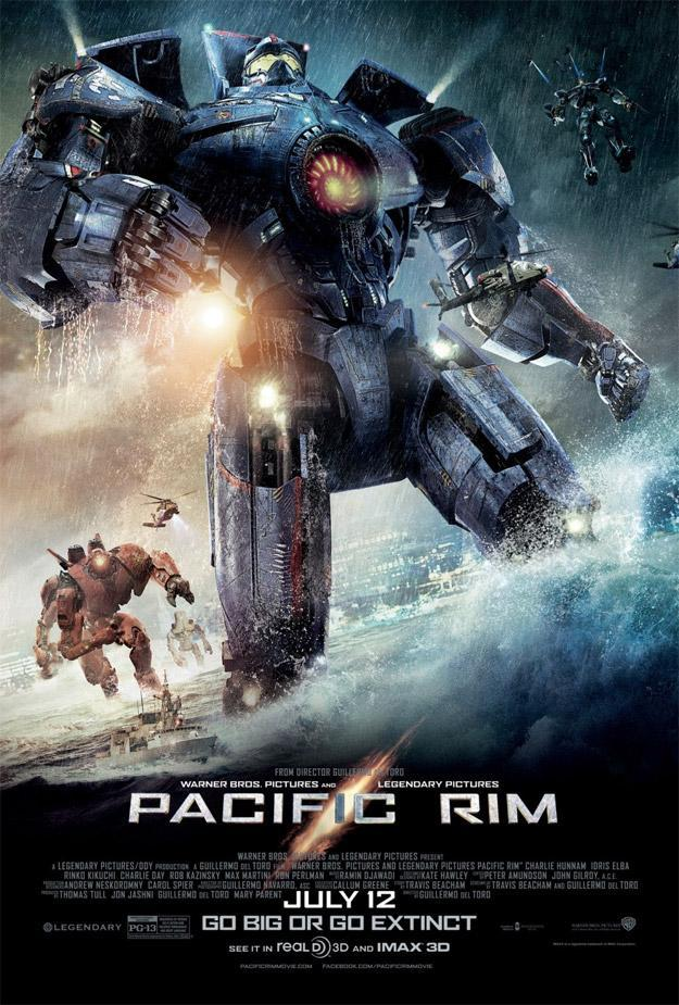 PACIFIC RIM (2013) [BLURAY 720P X264 MKV][AC3 5.1 CASTELLANO] torrent